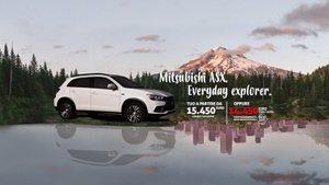 Promo Mitsubishi ASX