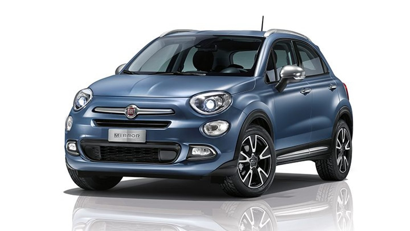 fiat 500x mirror gruppo fr la spezia e provincia. Black Bedroom Furniture Sets. Home Design Ideas