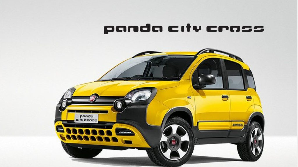 nuova fiat panda cross gruppo fr concessionaria fiat. Black Bedroom Furniture Sets. Home Design Ideas