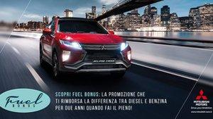 Mitsubishi Eclipse Cross Fuel Bonus maggio